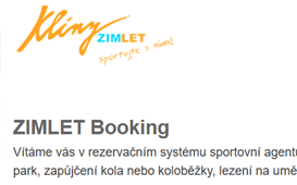 zimlet booking